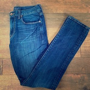 Lucky Brand Authentic Skinny Jeans: W 30 L 32